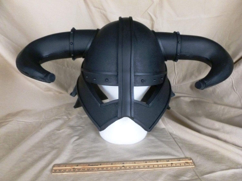 Eva Foam Helmet Inspired By Skyrim Iron Costume Origami Instructions Dragon Holy Shit Hard Thefoamwright