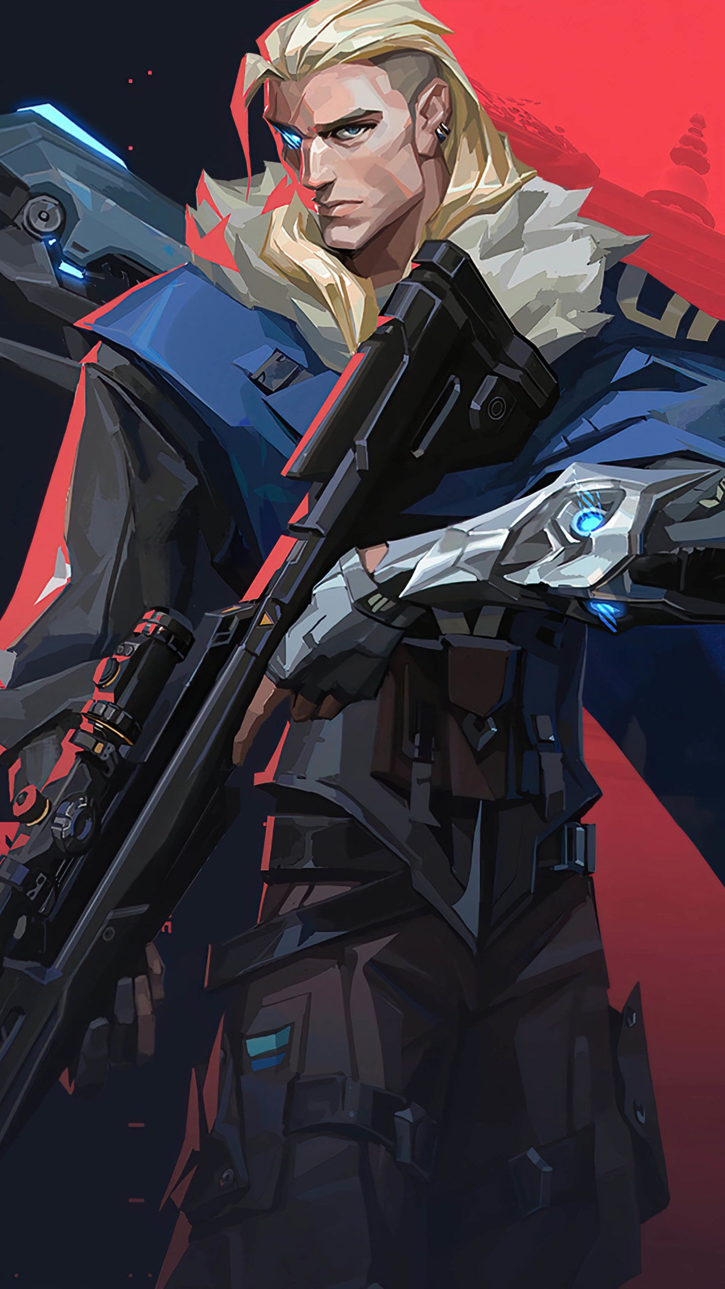 Sova Valorant 4k Ultra Hd Mobile Wallpaper In 2020 Overwatch Hero Concepts Game Concept Art Wreath Illustration Vector