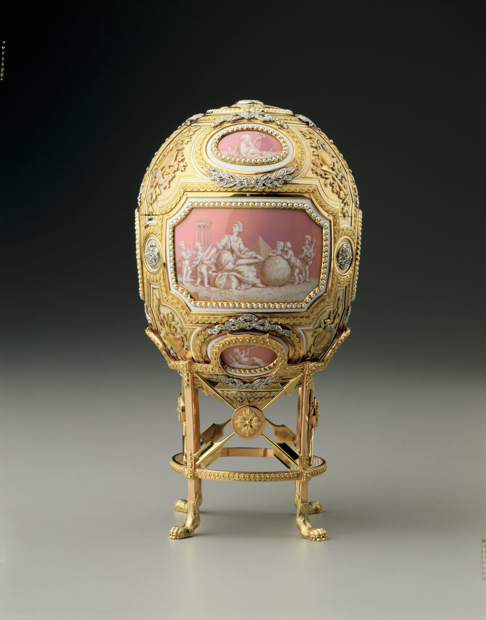 Umpdi 15692000 russian eggs mini and imperial pinterest catherine the great easter egg faberg 1914 the hillwood estate negle Gallery