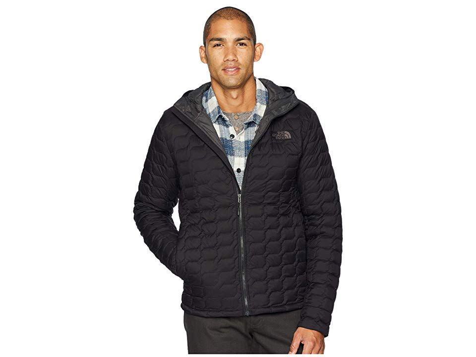 16d900946 The North Face Thermoball Hoodie (TNF Black Matte 1) Men's Coat. A ...