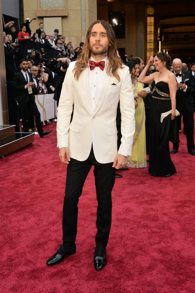 Jared Leto The 2014 Academy Awards | Red carpet oscars ...