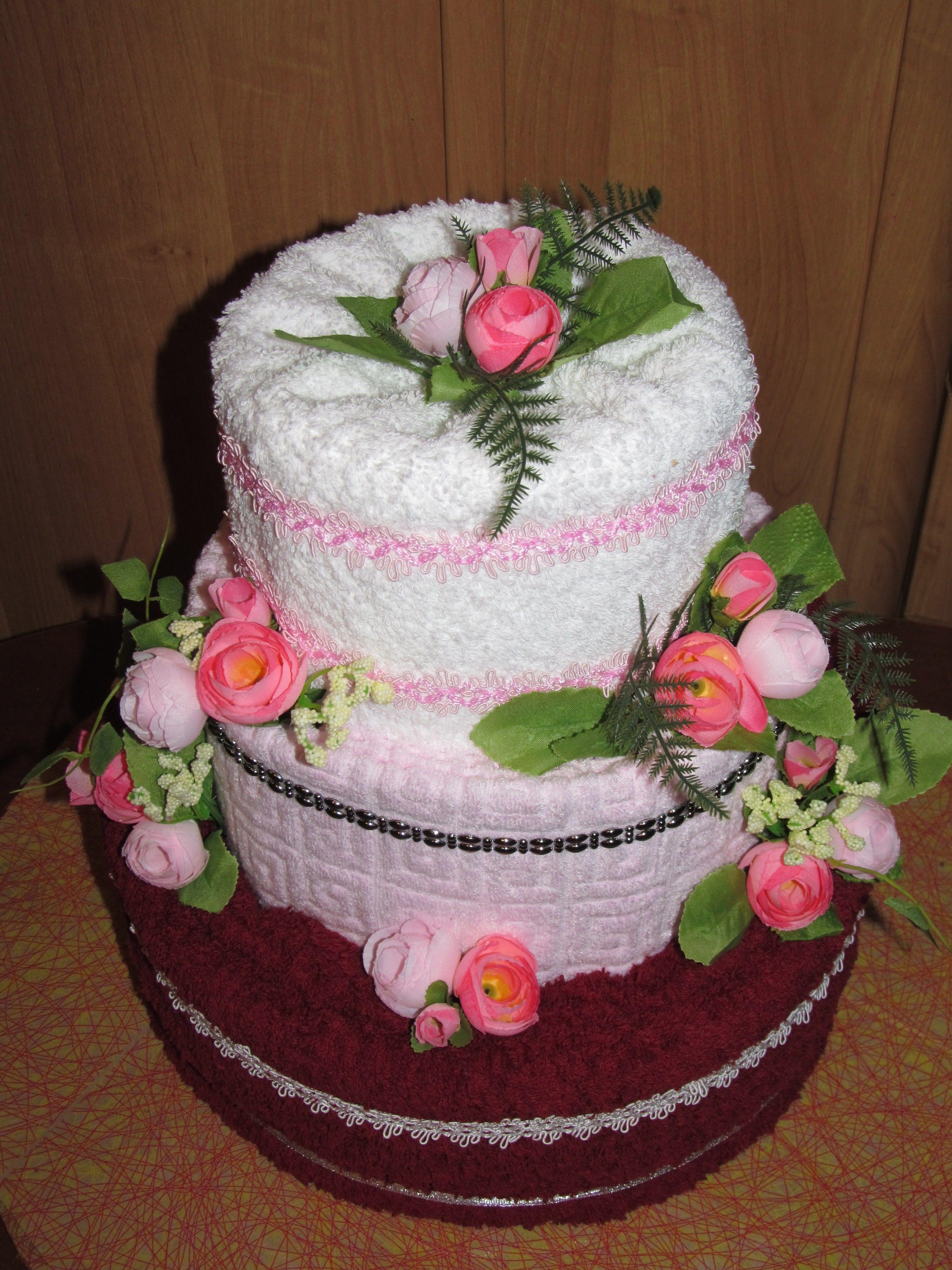надеемся, поздравление к торту из полотенец бросается глаза, что