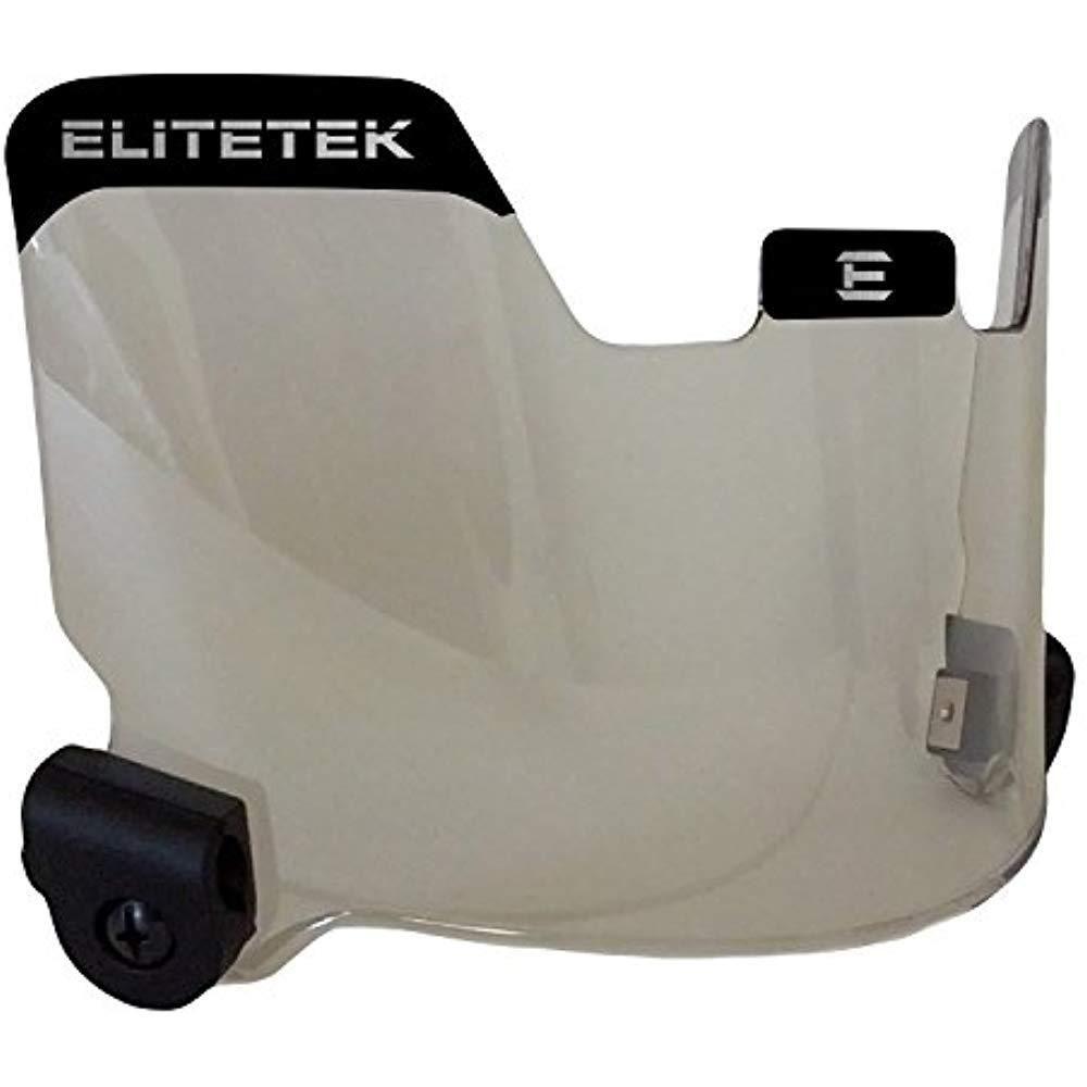 Football protective gear lacrosse eyeshield visor