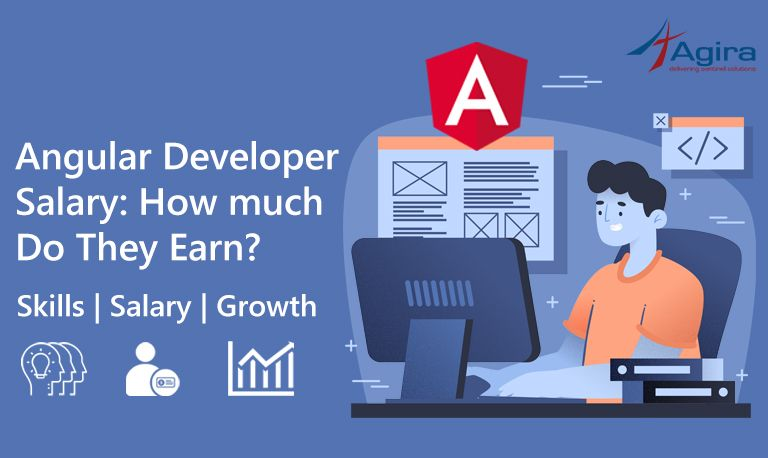 Angular Developer Salary How much do they earn