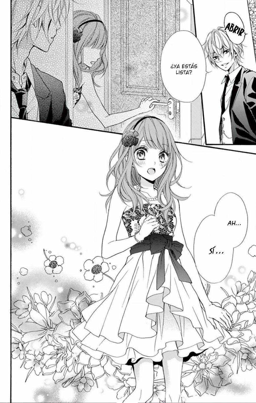 Pin by Aine yūki on animes y mangas☆ Shoujo manga, Manga