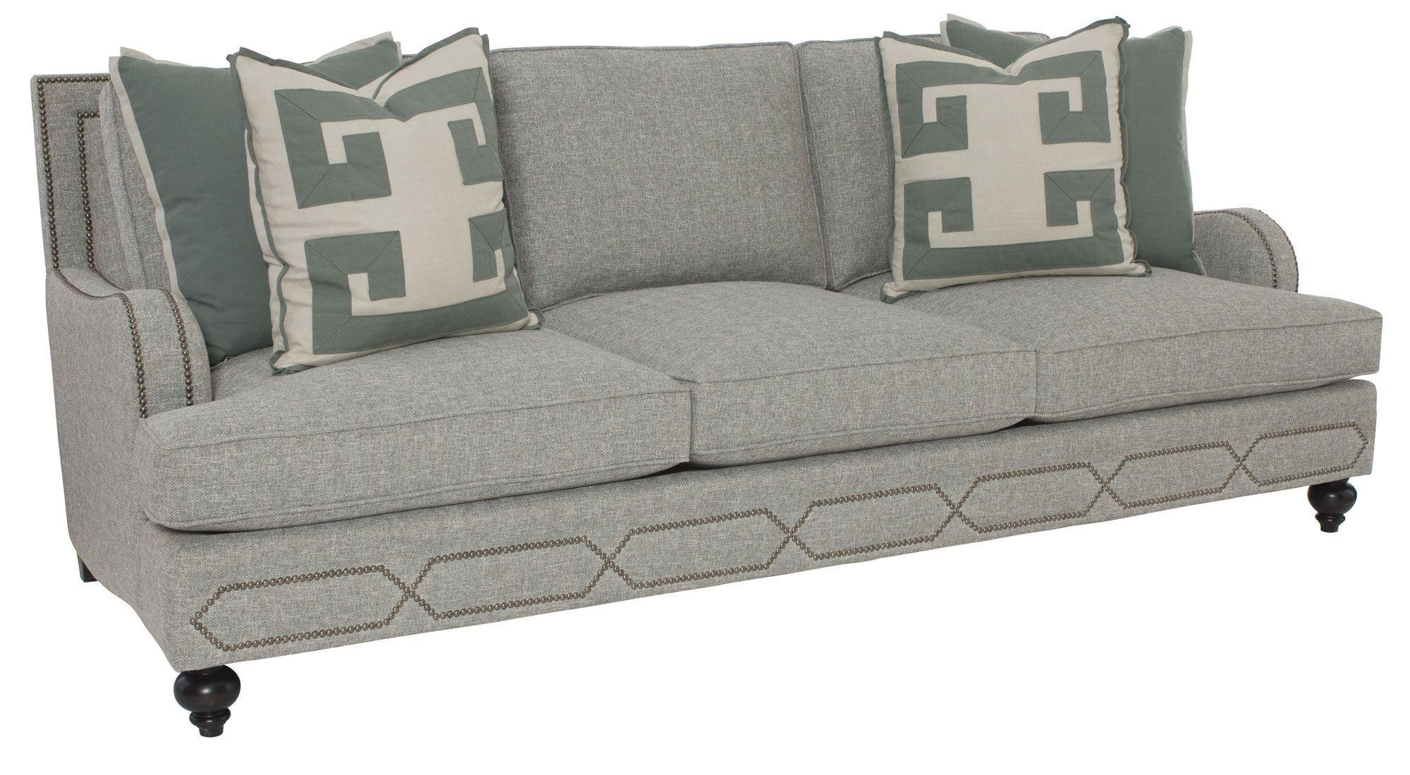Sofa Bernhardt W 95 D 41 1 2 H 35 1 2 SH 17 1 2