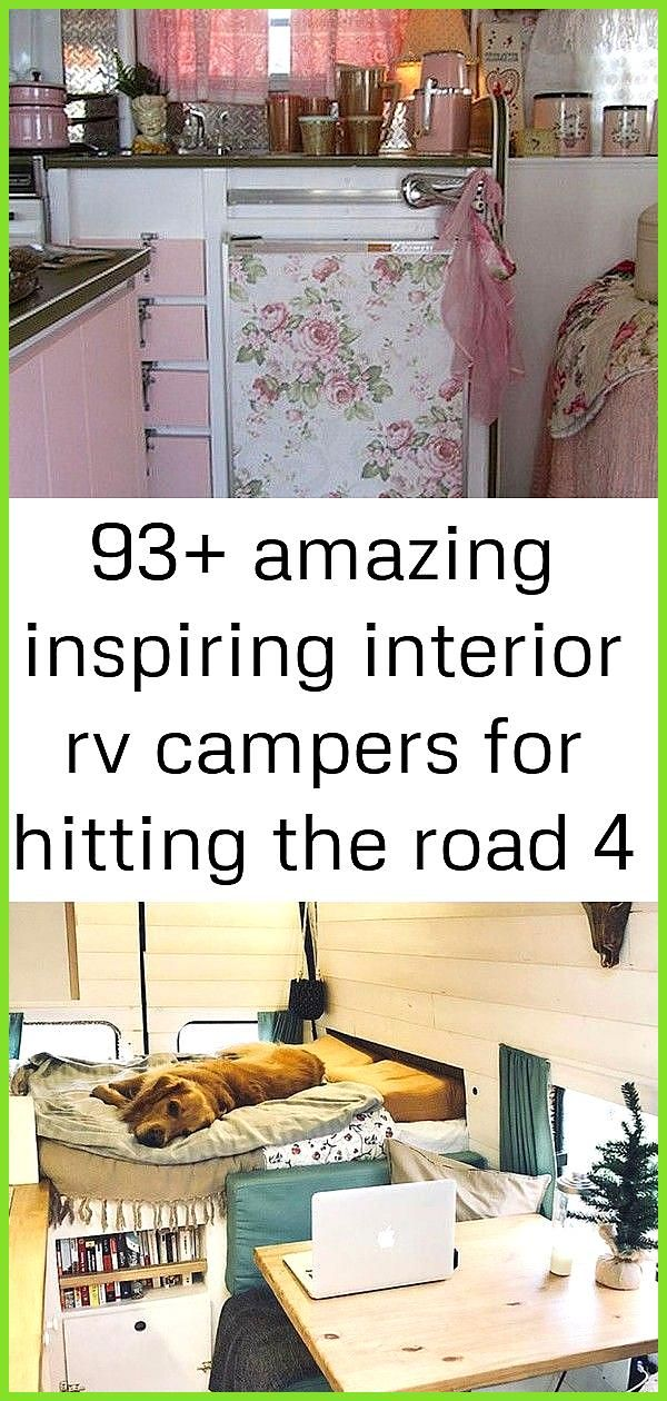 93 amazing inspiring interior rv campers for hitting the road 4 101 Amazing Inspiring Interior RV C