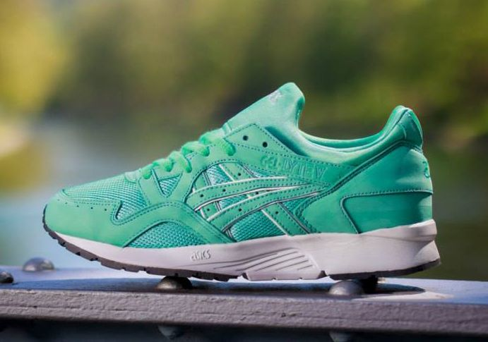 Ronnie Fieg X Asics Gel Lyte V Mint Leaf Arriving At European