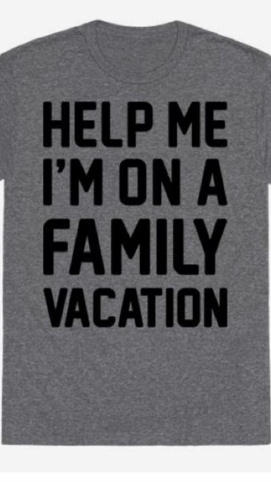 3ee048cdf Haha, for Jerm! | Vacation | Family cruise shirts, Family vacation ...