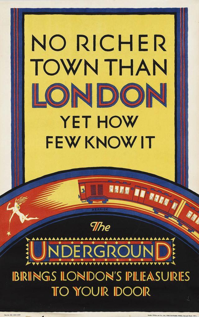 travel vintage london trafalgar square print poster A1 uk yellow art painting