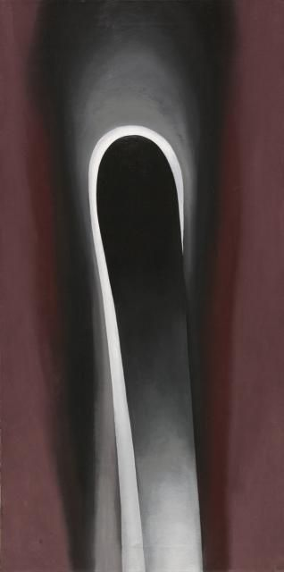 O'Keeffe - Jack in the pulpit VI, 1930