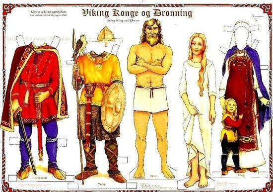 종이인형 (Viking) : 네이버 블로그