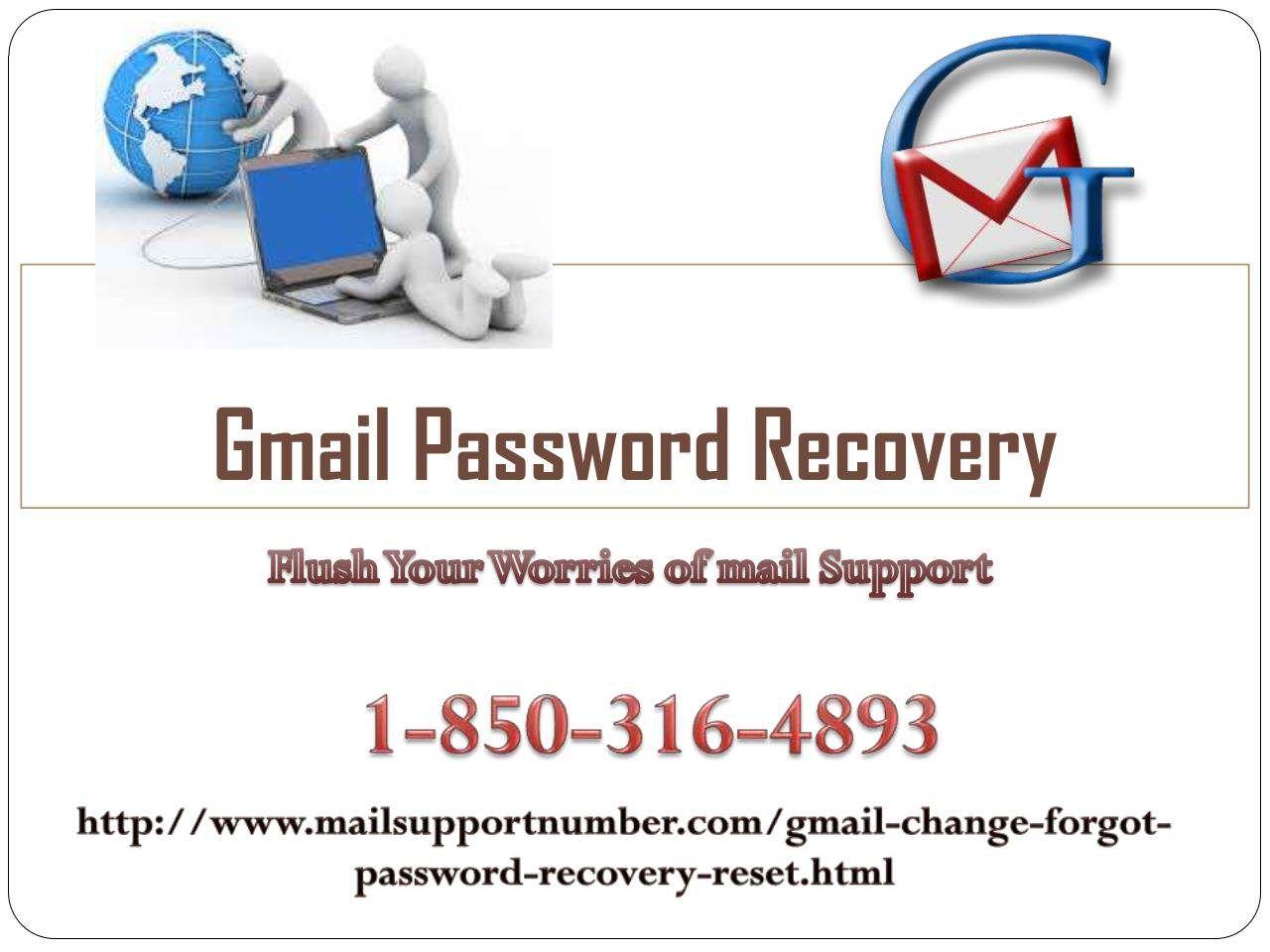 gmail forgot pin