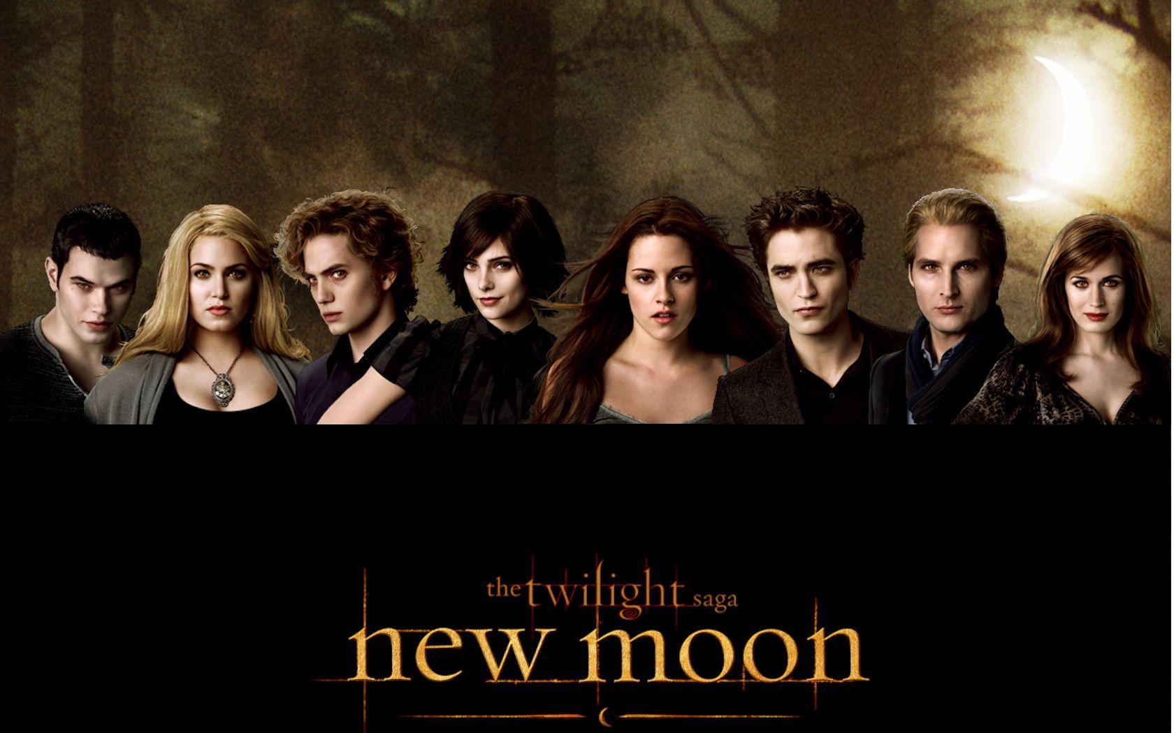 New Moon Twilight Series Wallpaper Twilight New Moon Twilight Saga Twilight Saga New Moon