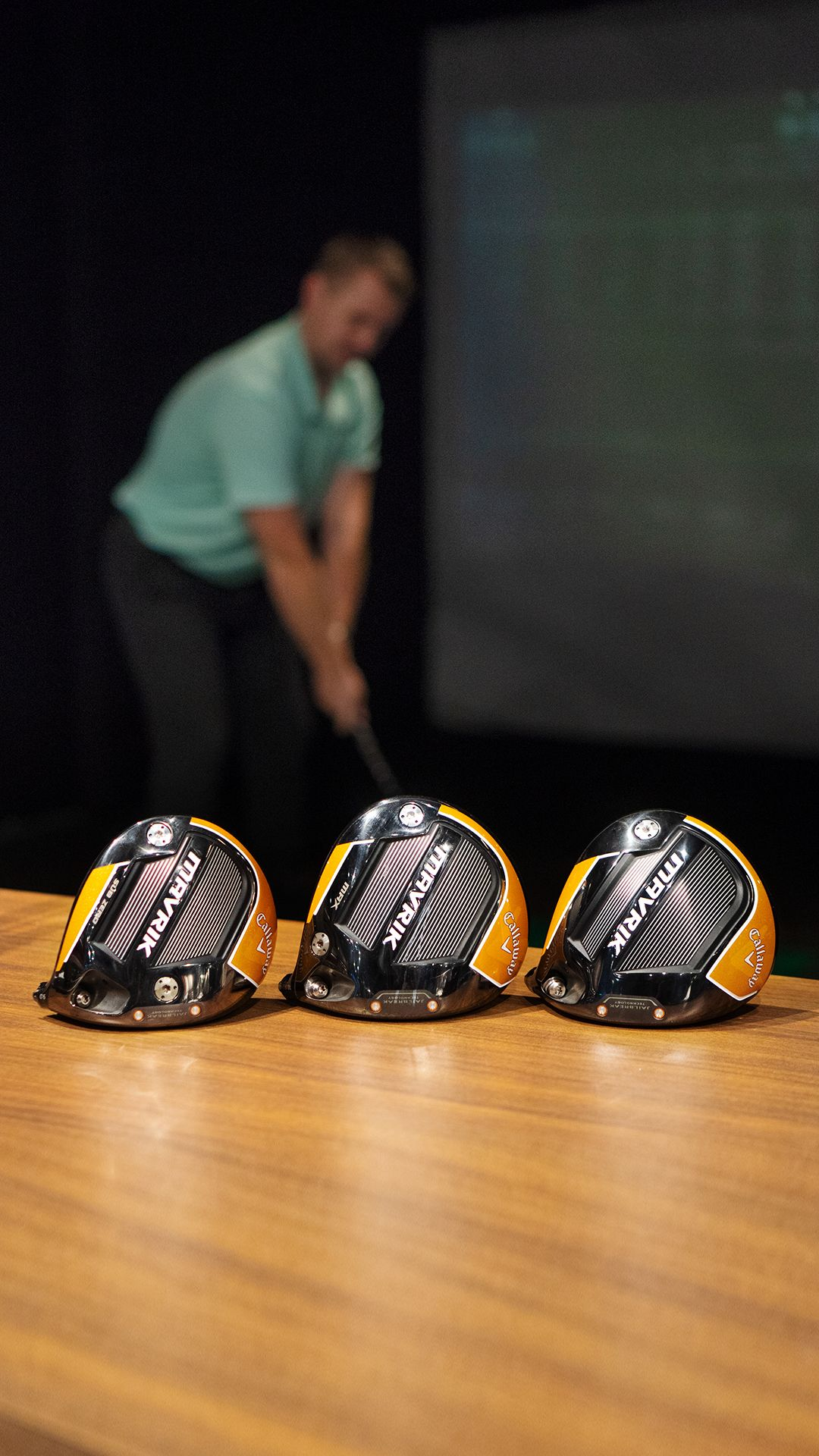 Get fit for the new callaway mavrik available now at