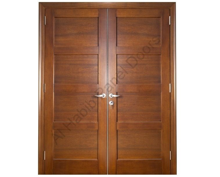American Ash Wood Main Double Leaf Door Pid003 Main Doors Design Door Designs Product Design Main Door Design Door Design Double Door Design