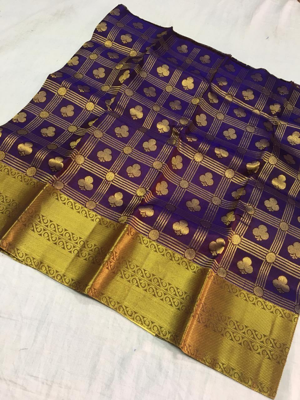 b702d6b6fe9089 Pin by advaita Collections on pure kanchi pattu lehangas