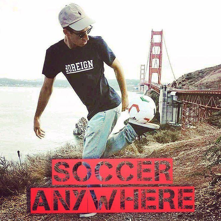 Soccer Anywhere Soccerlife Goldengatebridge Instagram Posts
