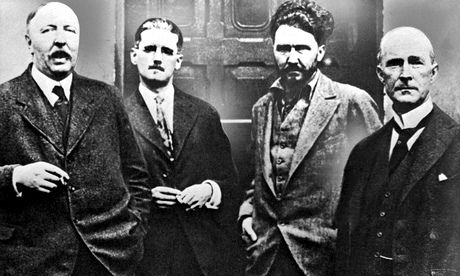 The 100 best novels No 46   Ulysses by James Joyce (1922) is part of James joyce, Best novels, Writer, Novels, Ulysses, Joyce - This portrait of a day in the lives of three Dubliners remains a towering work, says Robert McCrum
