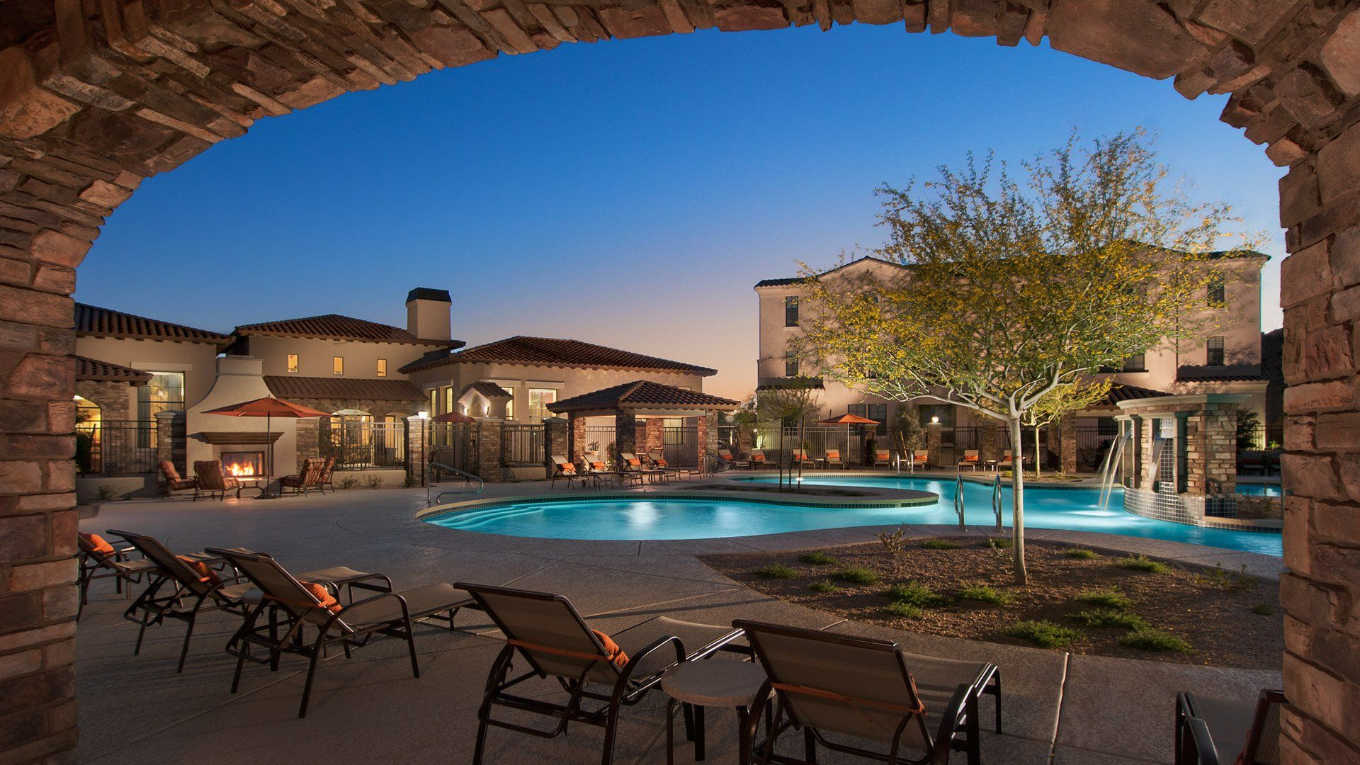 Take A Visual Tour Of San Norterra Apartments, A Luxury Apartment Community  In Phoenix.