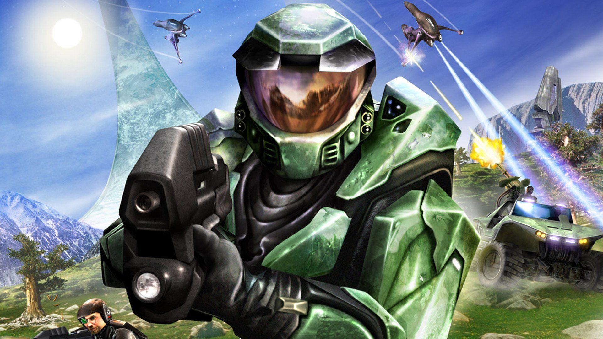 Game Changers Halo Combat Evolved Halo Combat Evolved Combat Evolved Halo Game