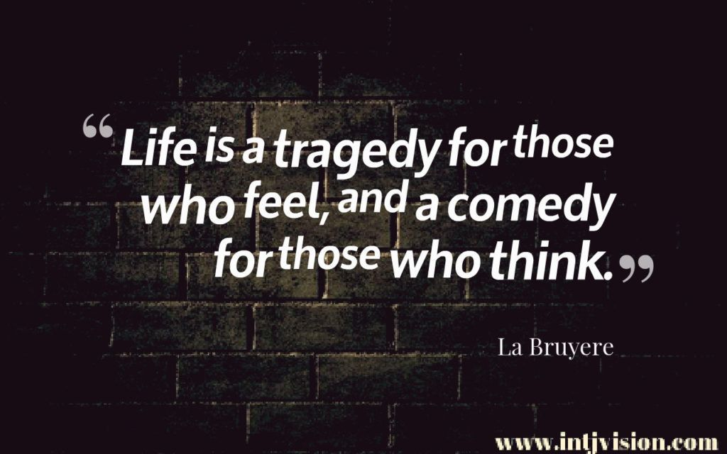 Quotes About Comedy And Tragedy
