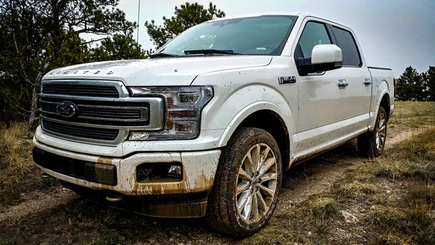 2019 Ford F 150 Limited Combines Rugged Luxury With Raptor Power Ford F150 2019 Ford Ford