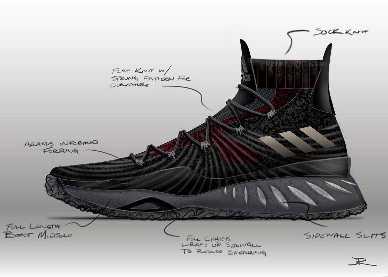 Interview Inside The adidas Crazy Explosive '17 Design
