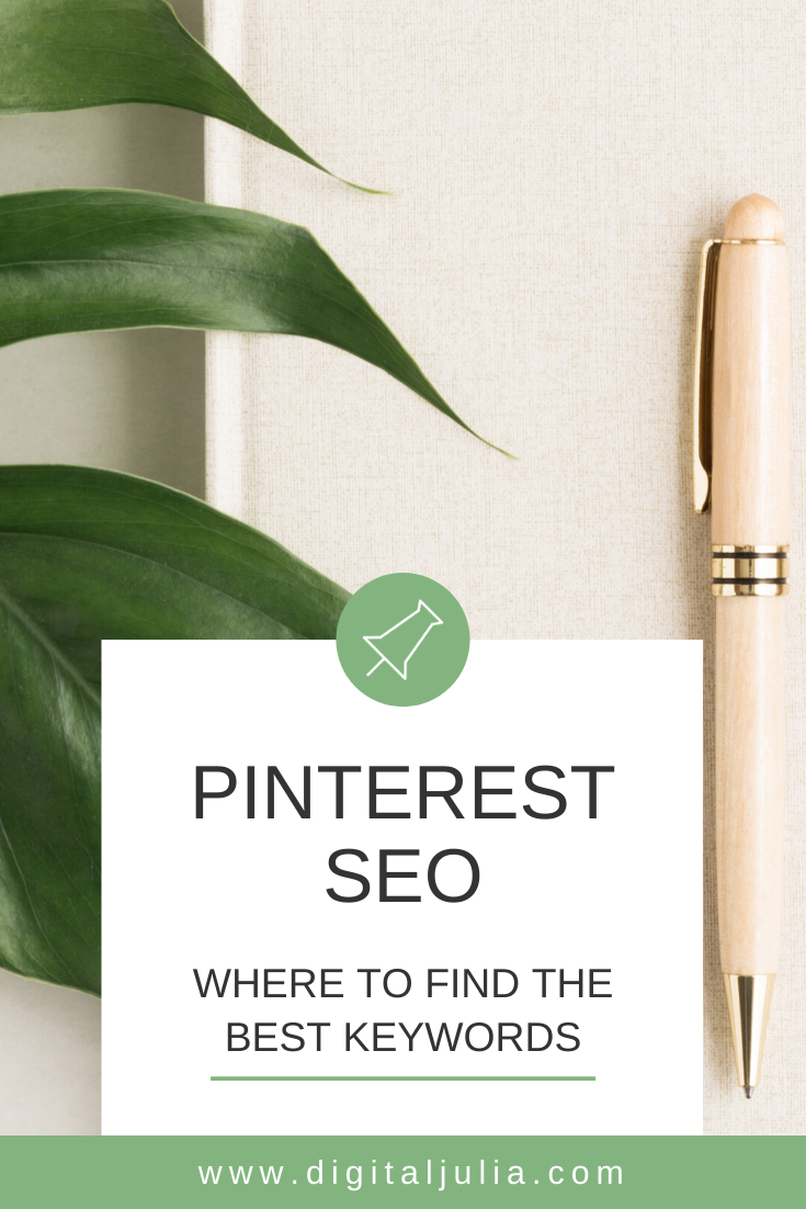 Pinterest Seo Where To Find The Best Keywords How To Find Out