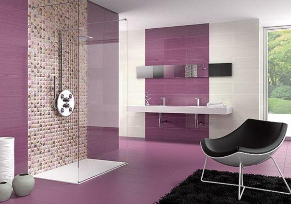 Perfekt Fliesengestaltung Im Bad   Ein Paar Reizvolle Vorschläge