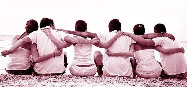 La amistad es importante. ¿Estás de acuerdo?