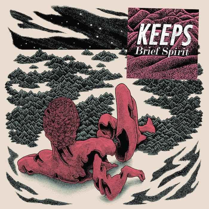 Keeps: Brief Spirit - cover art