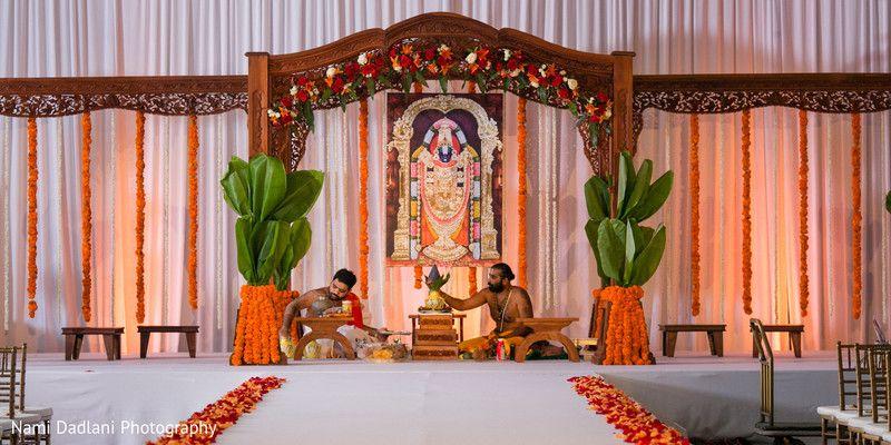 Mandap namidadlani Chuppah Indian Wedding Decor Design