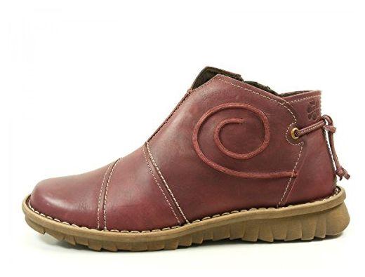 Dockers by Gerli Damen 35XE209-400320 Desert Boots, Braun (Cafe), 38 EU