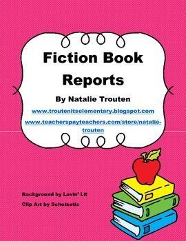 Independent novel study packet