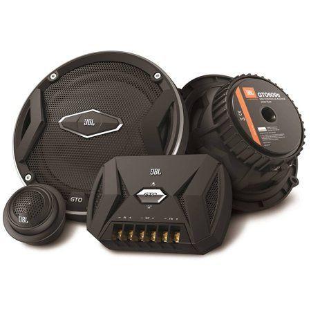 JBL GTO609C Premium 6.5-Inch Component Speaker System - Set of 2 - Walmart.com #componentspeakers JBL GTO609C Premium 6.5-Inch Component Speaker System - Set of 2 #componentspeakers