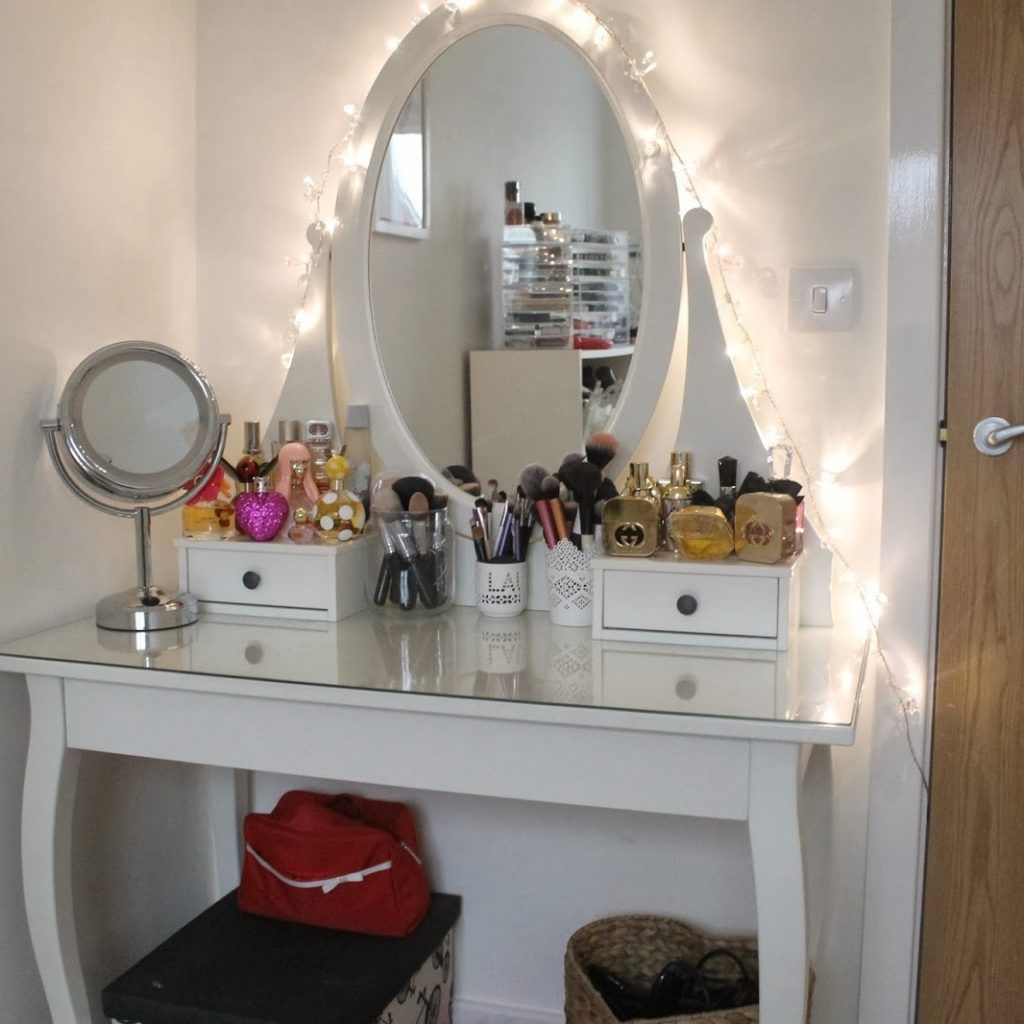 Dressing Table Lighting Ideas