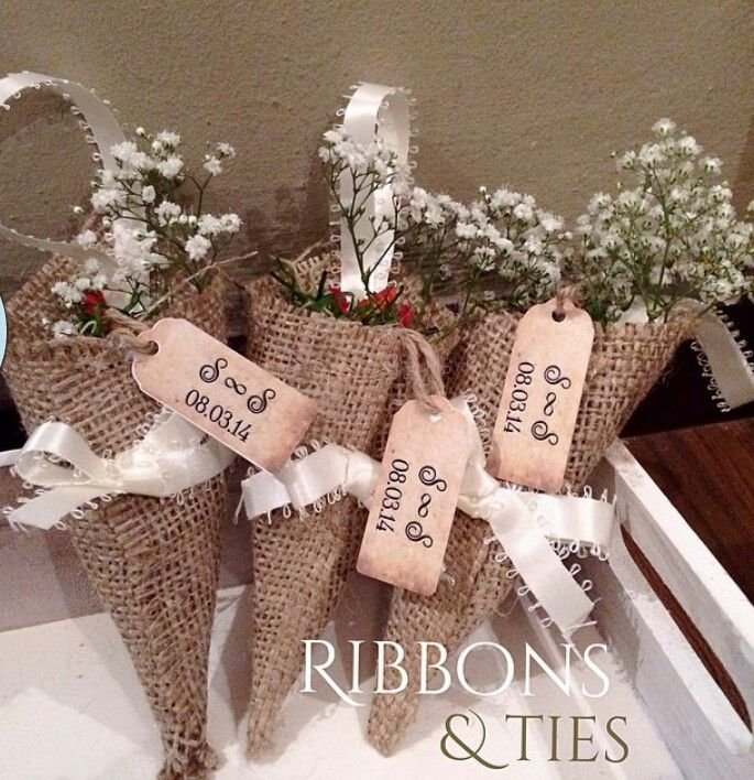 Malay Wedding Gifts: Bunga Rampai With A Rustic Touch