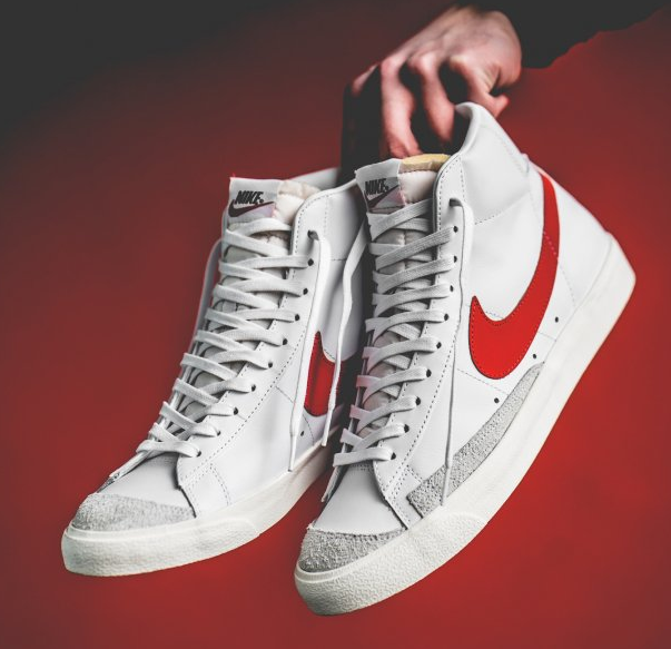 Faut il acheter la Nike Blazer Mid 77 VNTG Habanero Red White