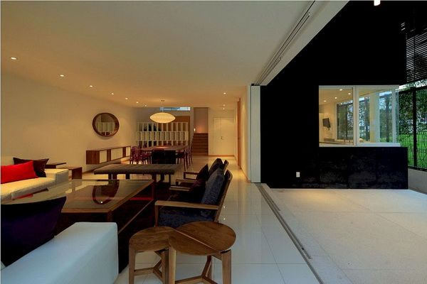 Modern Dwelling: Casa G Minero by Hernandez Silva Arquitectura