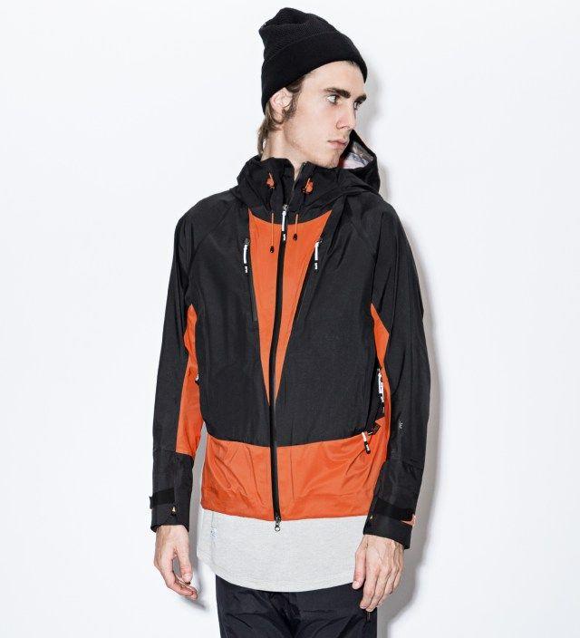 Man of Moods Orange 1510-JK01 Jacket