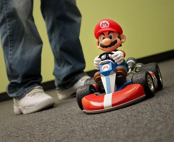 Super Deluxe Mario R C Cars Mario Mario Kart Mario Geek Toys