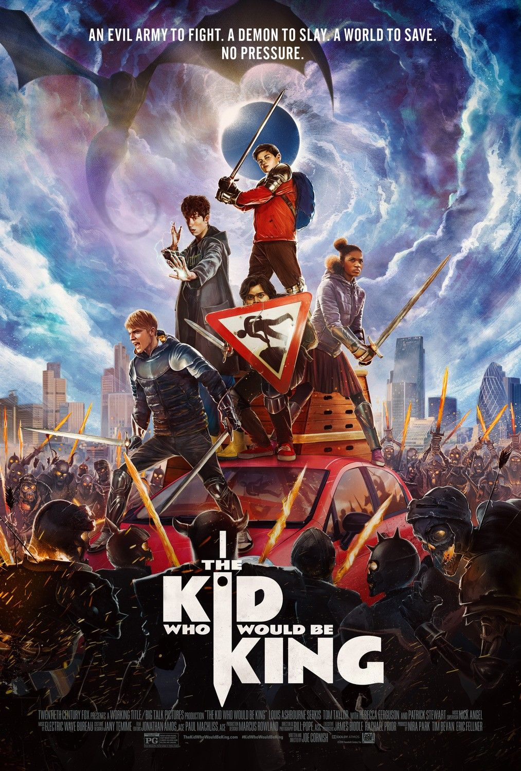 The Kid Who Would Be King Filmes Completos 1080p Filmes