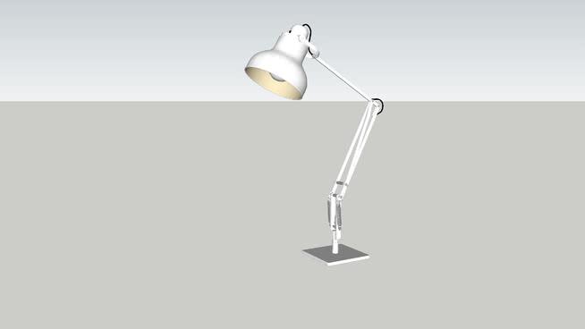 Luminaria Luxo Articulada Mesa Pixar Luxo Lamp 3d Warehouse Desk Lamp Lamp Table Lamp