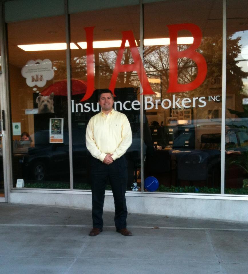 I M John Bigham President Of Jab Insurance Brokers Inc We Are A