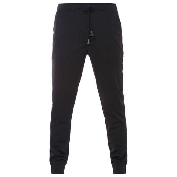 Mens Comfortable Slim Sweat Pants