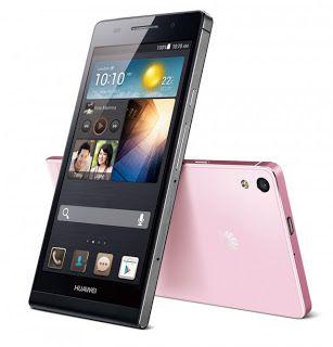 Huawei unveils world's slimmest smartphone   Techno2know