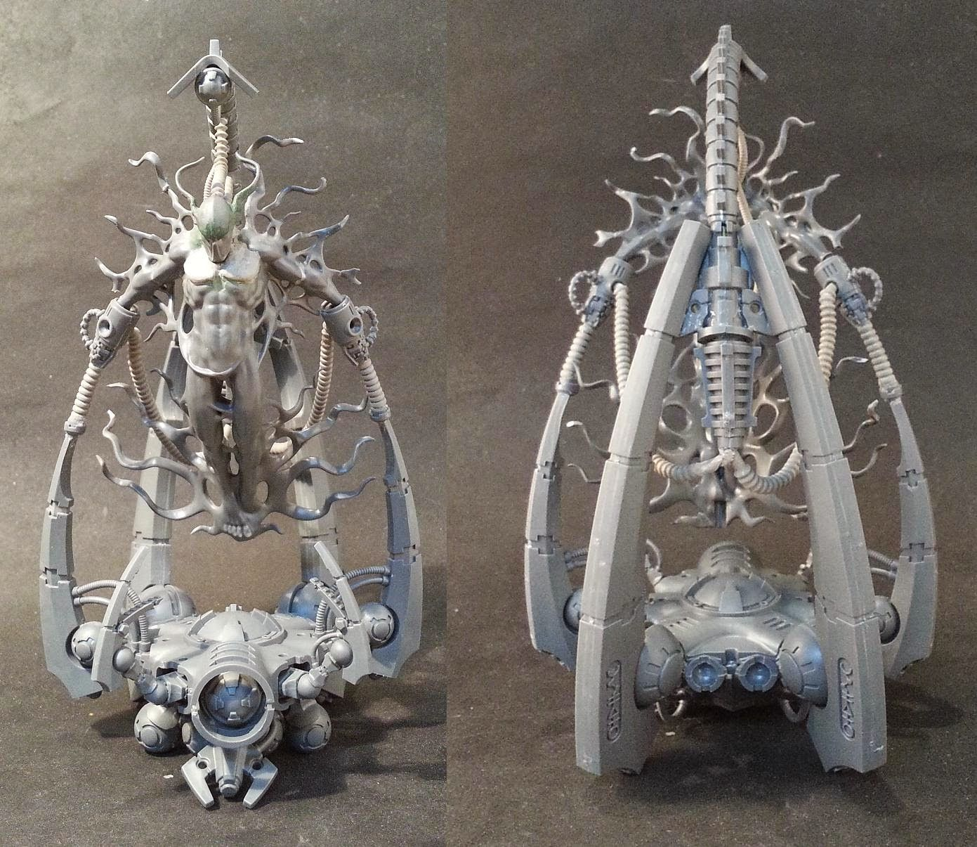 Necron Conversion - Cerca Con Google