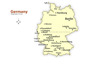 Map Of Germany Major Cities.The Best Cities To Visit In Germany Germany Germany