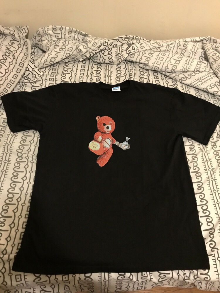 0faa71c3f6e7 Travis Scott Astroworld Tour Teddy Bear Tee Shirt 2019 #fashion #clothing # shoes #